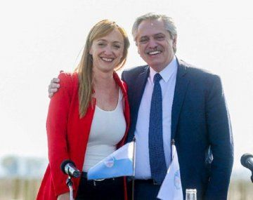 La senadora por Mendoza y autora del proyecto, Anabel Fernández Sagasti, destacó la iniciativa de expropiación de Vicentin.