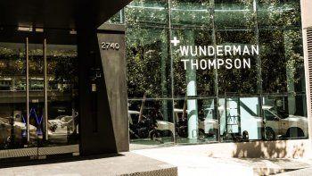 Las oficinas de Wunderman Thompson en Puerto Madero.