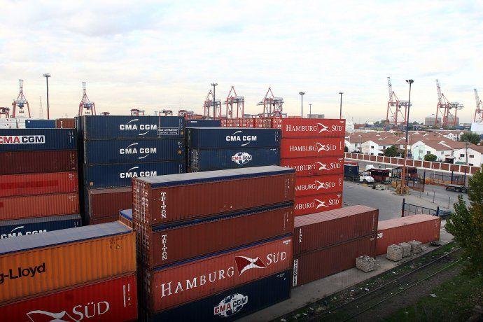 Comercio exterior: BCRA hizo caja en enero por u$s1.051 millones