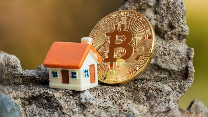 Cómo comprar una casa con Bitcoin
