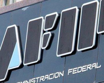 Administración Federal de Ingresos Públicos (AFIP).