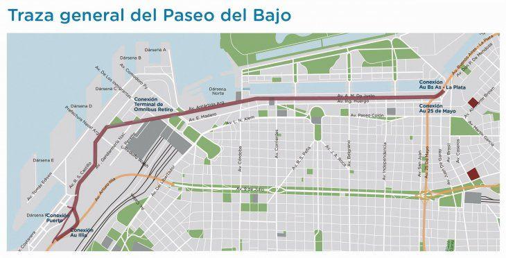 Macri, en campaña: Terminamos las obras con el dinero que acababa en bolsos por el aire