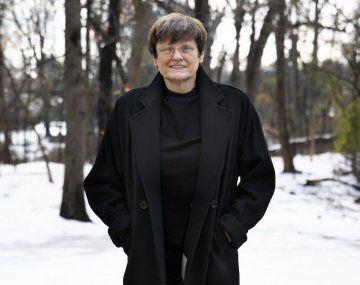 Katalin Karikó, bioquímica húngara.