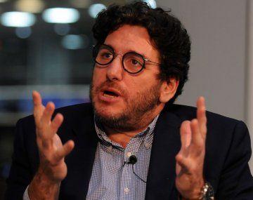 El exministro de Cultura, Pablo Avelluto.