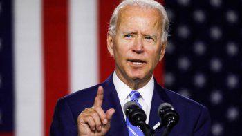 Joe Biden, nuevo presidente de EEUU.