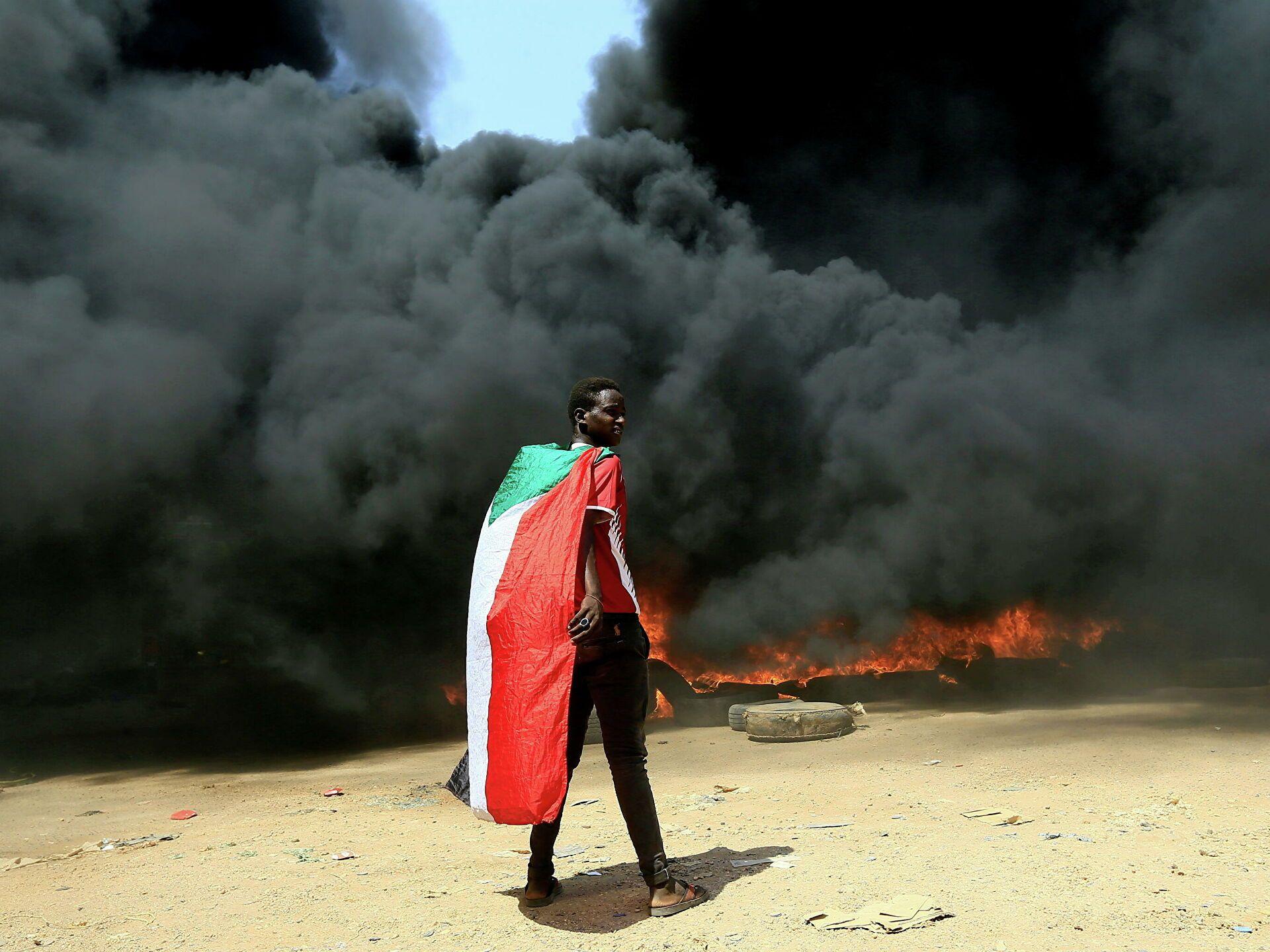 Desde el lunes, los manifestantes prodemocracia están en las calles de Sudán para revertir el golpe de estado.