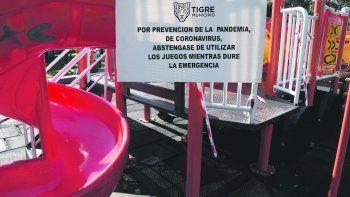 Acciones. El municipio de Tigre fue uno de los primeros en adoptar medidas drásticas en las últimas horas para bajar la curva de contagios, que venía en franco ascenso pese a las restricciones dispuestas por Nación.