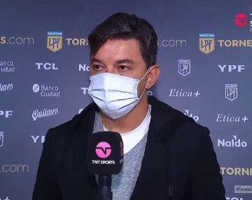 Gallardo se quejó por los convocados que tendrá que ceder River y pidió a la Liga Profesional que modifique los partidos