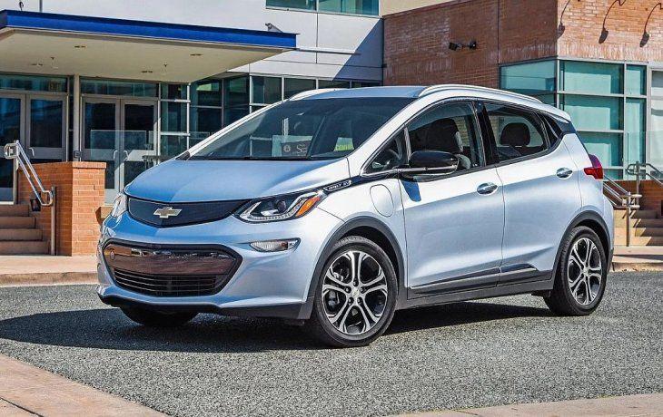 General Motors retira 69.000 autos eléctricos por riesgo de incendio