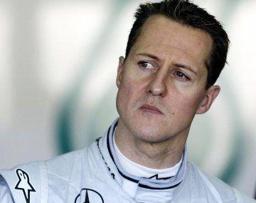 Una persona violó la privacidad de Michael Schumacher.