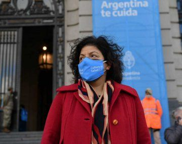 Carla Vizzotti resaltó a las vacunas