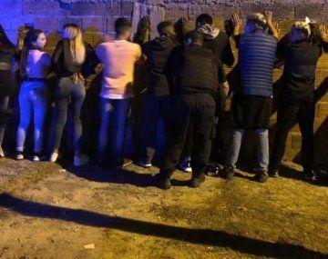 Mar del Plata: desbarataron 19 fiestas clandestinas durante el fin de semana