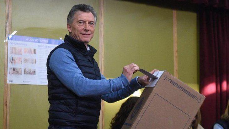 Macri: Los mercados esperan que sigamos el mismo camino