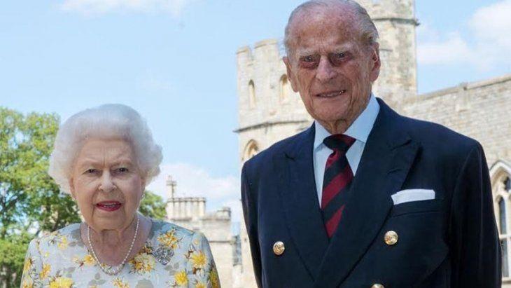 Isabel II y el príncipe Felipe estuvieron casados durante más de 70 años.