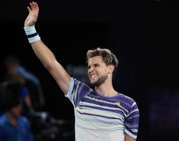 Thiem disputará su tercera final de Grand Slam tras Roland Garros 2018 y 2019.