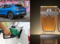Ford crea perfume con aroma a gasolina para los conductores de autos eléctricos