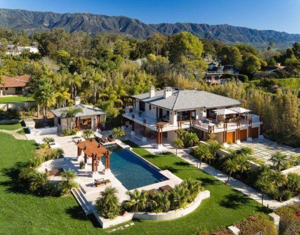 Montecito, California.