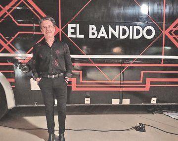 Osvaldo Laport protagoniza El Bandido, film que abrirá el Bafici 2021.