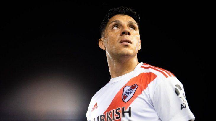 Enzo Pérez renovó su vínculo y jugará en River hasta los 37 años.