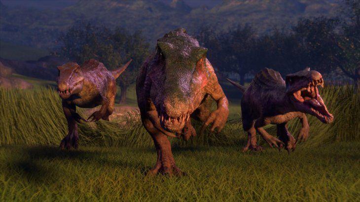 Jurassic World: Campamento Cretácico (temporada 2)