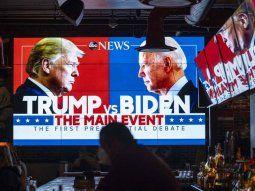 Candidatos menores también animarán la contienda entre Trump y Biden.