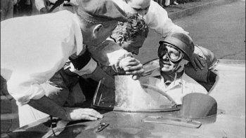 Fangió logró en Nürburgring 1957 la hazaña más grande en la historia de la Fórmula 1.