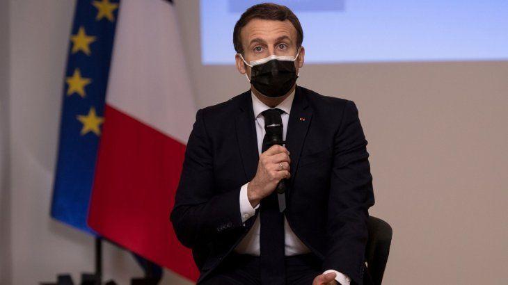 Francia exige PCR negativo