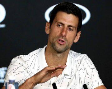 Para evitar un choque de intereses con la Asociación de Jugadores de Tenis Profesionales (Ptpa) que él mismo creó, el serbio Novak Djokovic anunció que no aceptará el cargo en el Consejo de Jugadores de la ATP.