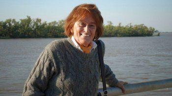 La exdiputada del Movimiento Proyecto Sur Alcira Argumedo falleció a la edad de 80 años.