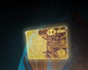 HSBC presenta una tarjeta de crédito Mastercard con la tasa más baja del mercado.