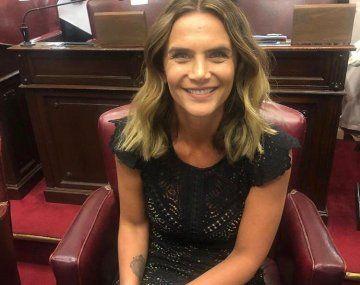 Amalia Granata volvió a cuestionar la posibilidad de legalizar el aborto.