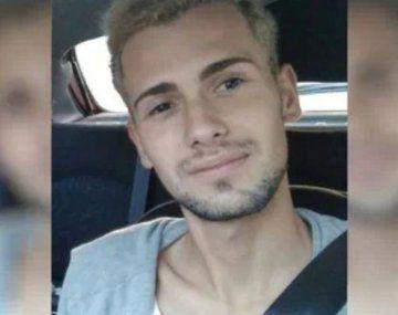 El joven asesinado a golpes.