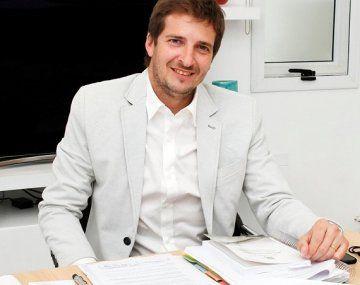 Ignacio Barrios Arrechea, nuevo director de la Entidad Binacional Yacyretá.