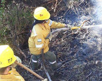 El Gobierno promulgó la ley de ayuda a las asociaciones de bomberos voluntarios.