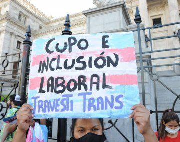 Presentan en Provincia un proyecto para la inclusión laboral de travestis y trans