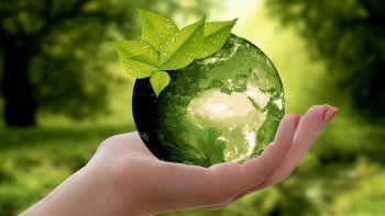 unamos fuerzas por un futuro compartido entre la humanidad y la naturaleza