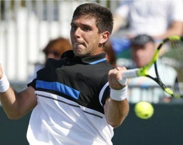 Federico Delbonis, al igual que su tocayo Coria y Juan Ignacio Londero, no pudieron superar la primera ronda de la qualy en el Masters 1000 de Cincinnati.