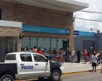 La Bancaria extendió el paro del lunes a toda la jornada en las sucursales del Banco Nación