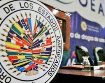 La OEA condenó las violaciones a los derechos humanos en Nicaragua.