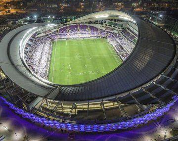 Estadio Hazza Bin Zayed.