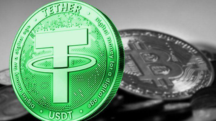 Tether es una de las grandes en las plataformas de trading.