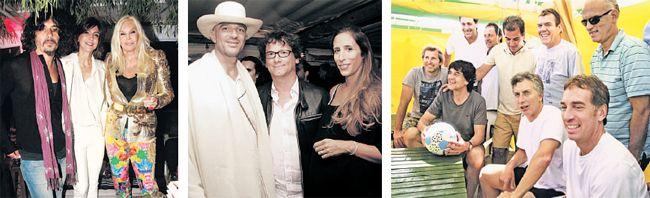 Estrellas en la noche de La Huella invitados por el HSBC: el músico «Zorrito» Von Quintiero