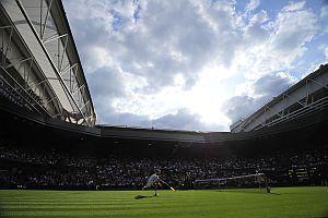 Londres se pone completamente al servicio del tercer Grand Slam del año.
