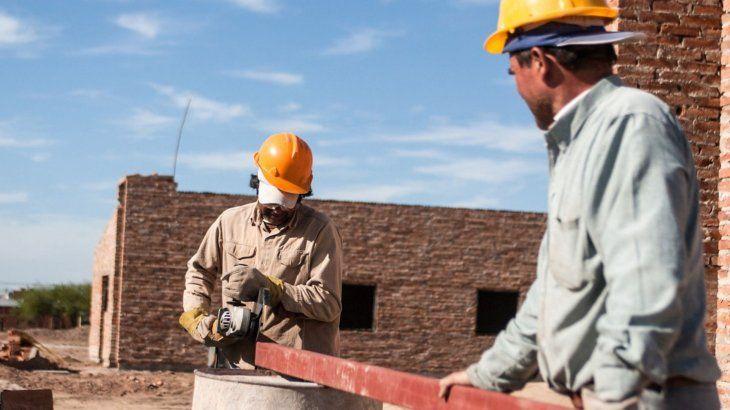 La construcción creció 4,3% mensual en octubre y ya está 8,9% por encima de los niveles prepandemia