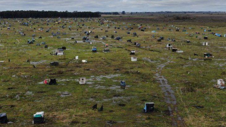 LaFederación Argentina de Agrimensores(FADA)propone crear un banco de tierras fiscales en losmunicipios