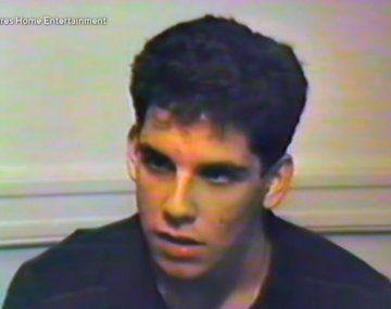 BenStiller en el casting de 1985 para interpretar a Marty McFly en Volver alFuturo.