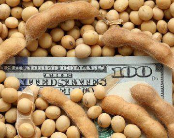 El ritmo de ventas de la soja es más bajo que el registrado en la temporada previa para esta fecha.