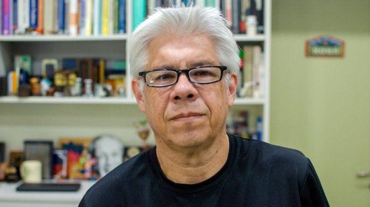 "Sosa Escudero. Publicó ""Borges"