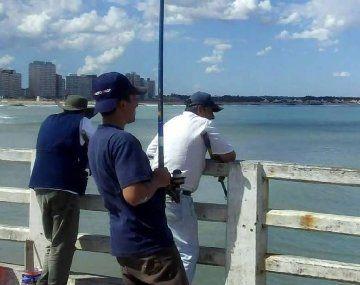 Potencian el turismo y la pesca en Miramar con obras de infraestructura costera