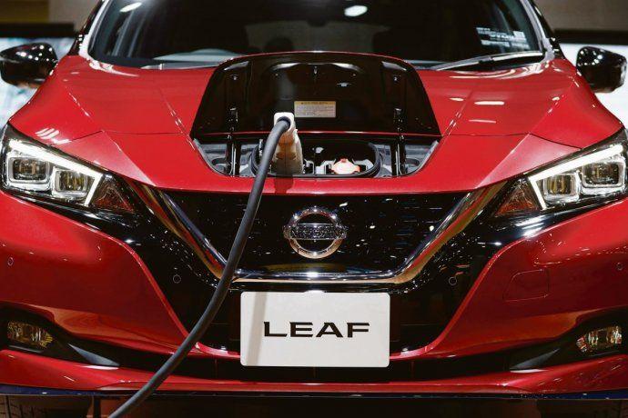 Boom de venta de autos eléctricos